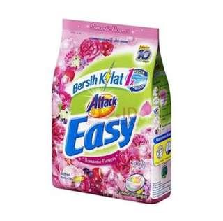 Jual attack Romantic Flower 700 g Harga Hemat Banget