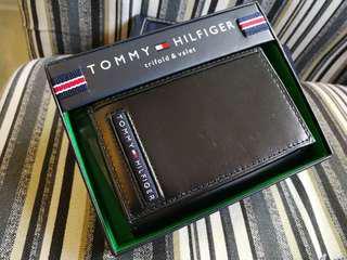 Tommy Hilfiger三摺小銀包