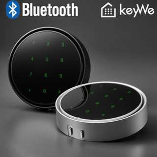 Bluetooth digital lock very good for renting out /tenant / landlord / hdb / condo