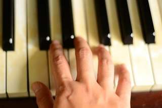 Adult Piano Lesson (Classical/Pop)