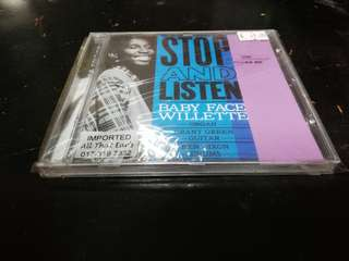 Baby Face Willette-Stop and Listen