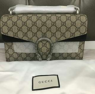 Bnew Gucci Dionysus small