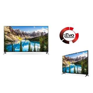 UHD LG SMART TV 55""