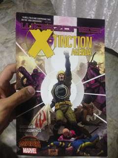 X-tinction Agenda (Secret Wars Warzones)