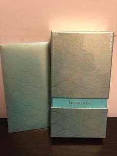 Tiffany & Co 利是封一盒八個 全新