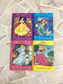 🚚 Disney Princess Storybooks