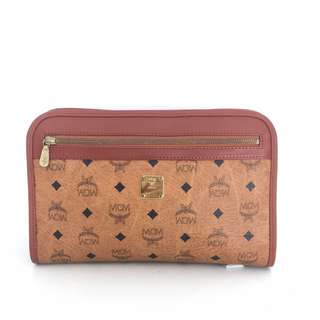 AUTHENTIC MCM CLUTCH BAG 11INCH (MCM2105)