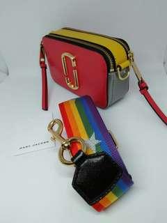 Marc Jacobs Snapshot camera small bag