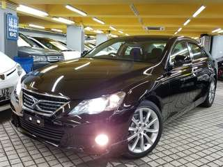 TOYOTA MARK X 2.5 2011