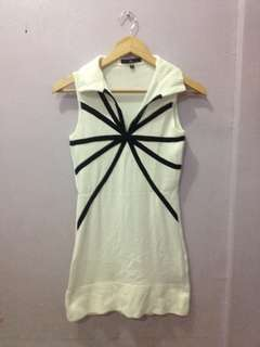 White Dress or Long Blouse -Moving out sale