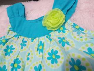 Bench dress for babies