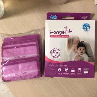 🚚 Breastmilk Storage Bags 52 pcs x 180 ml( Korean Brand )