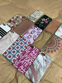iPhone 7 Soft Casing / Housing (14 pieces)