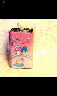 ❣️Sanrio 2007 絕版罕有 Little Twin Stars KaKa & LaLa 筆筒❣️