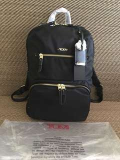 Tumi Nylon Lady Laptop backpack Original factory outlet