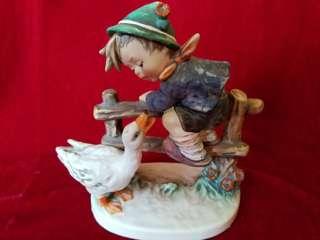 "M I Hummel Figurine ""Barnyard Hero"""