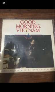 Good morning Vietnam vinyl rare!!
