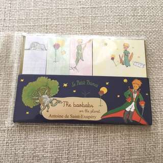 Sticky note - Le Petit Prince
