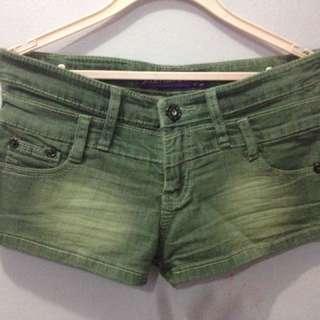 Jellybean shorts