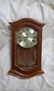 Vintage Abbey Pendulum Wall Clock