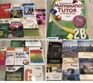 Cheap secondary textbooks science math