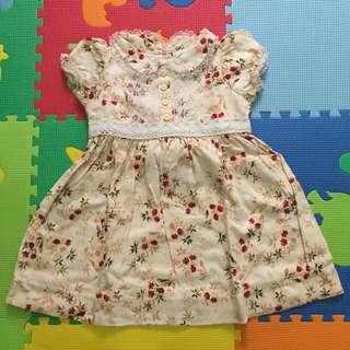 Dress Estrella size L / 9-12m