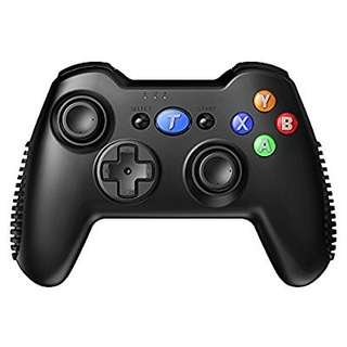 Brand New Tronsmart Mars G01 2.4GHz Wireless Gamepad Support Controller for PS3 / PC / Android Cell Phone