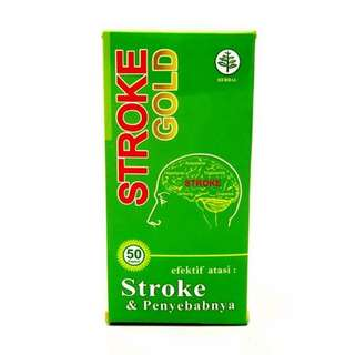 Herbal Stroke Gold