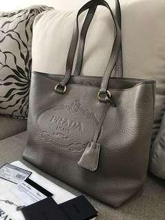 Prada Tote Bag (Authentic)