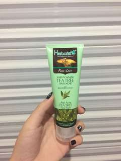 Herborist Facial Foam Tea Tree