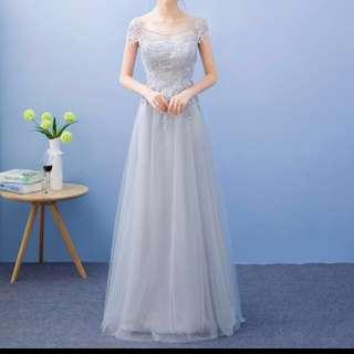 Premium elegant evening gown