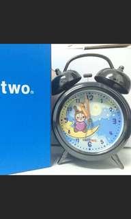 🚚 保證正版 限量商品 #百貨公司專櫃購入 cantwo鬧鐘⏰原價1280元 #全新未拆封(含盒