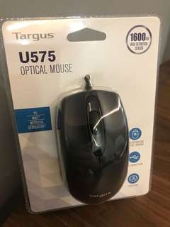 Targus U575 Optical Mouse