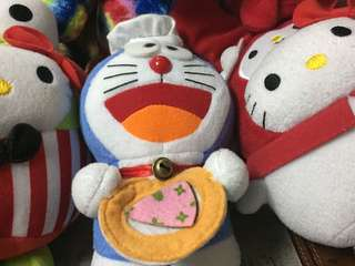Stuffed toy set