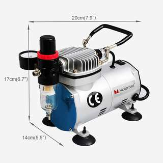 296 High Performance Professional Quiet Air Compressor