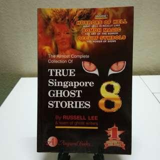 Novel English - True Singapore Ghost Stories  #8
