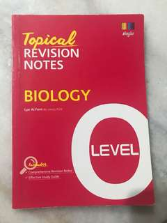 Biology Revision Notes