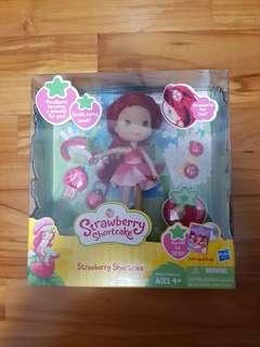 strawberry shortcake doll set