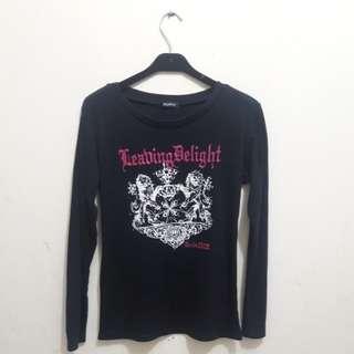Black Pink sweater