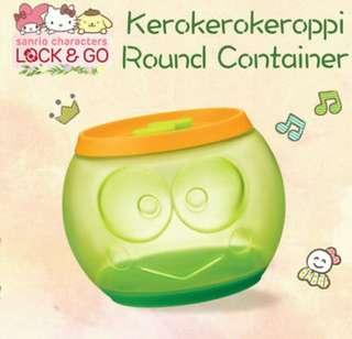 🚚 Lock n go round container