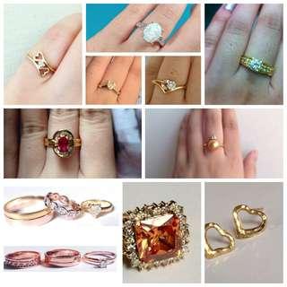 Customize Jewelries