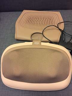 Massage Cushion - Neck / Lower back OGAWA