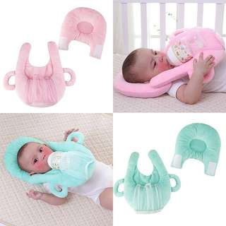 CUSHION SELF FEEDING PILLOW AND HEAD SUPPORT