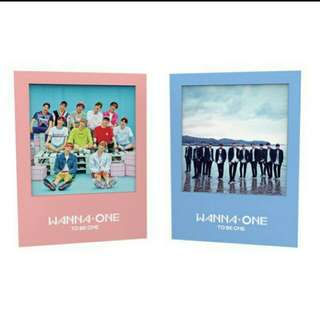[RESTOCK] WANNA ONE DEBUT ALBUM TO BE ONE