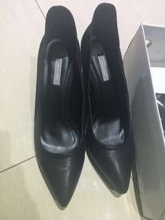 marie claire black shoes