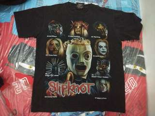 Kaos Band Slipknot