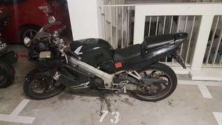 Honda NSR SP