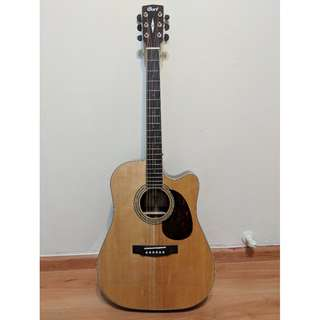 Accoustic Guitar Cort (Reduced Price)