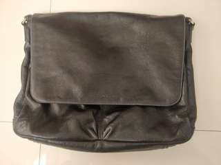 Coach Messenger Leather Bag