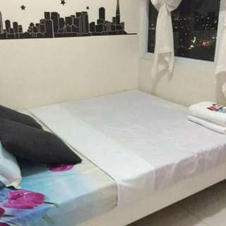 ROOM FOR RENT PER DAY/ READ THE DESCRIPTION FIRST BEFORE YOU CHAT!!!